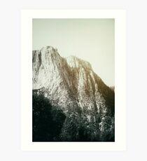 Yosemite Valley XI Art Print