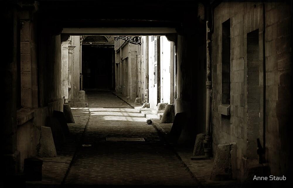 The shortcut by Anne Staub
