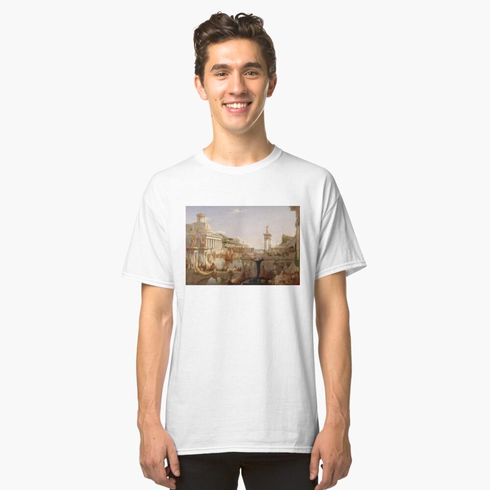 The Consummation of Empire - Thomas Cole Classic T-Shirt