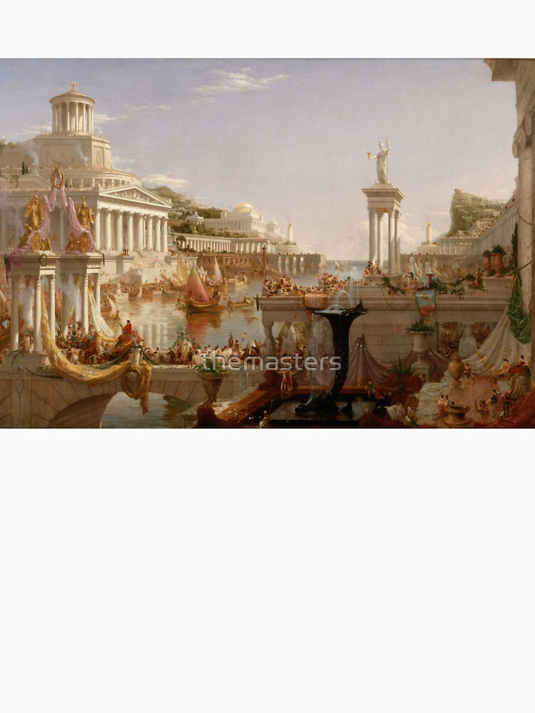 The Consummation of Empire - Thomas Cole by themasters