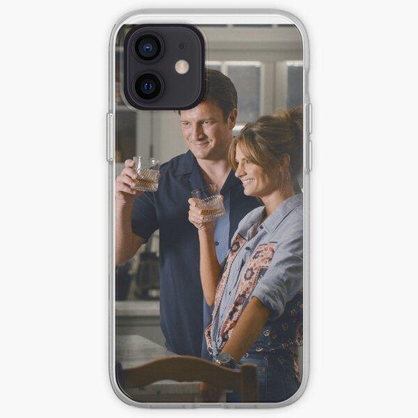 Castle & Beckett Funda blanda para iPhone