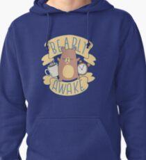 Bearly Awake Pullover Hoodie