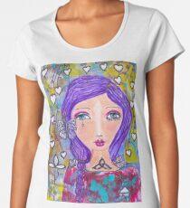Art is my Dope Women's Premium T-Shirt