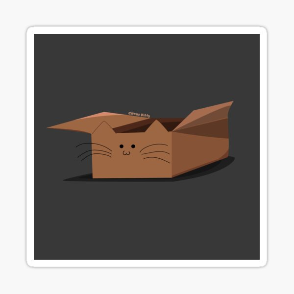 Catbox Sticker