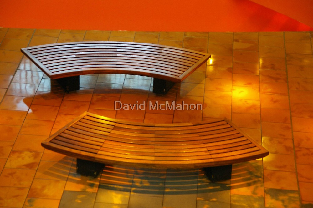 The Brady Bench by David McMahon