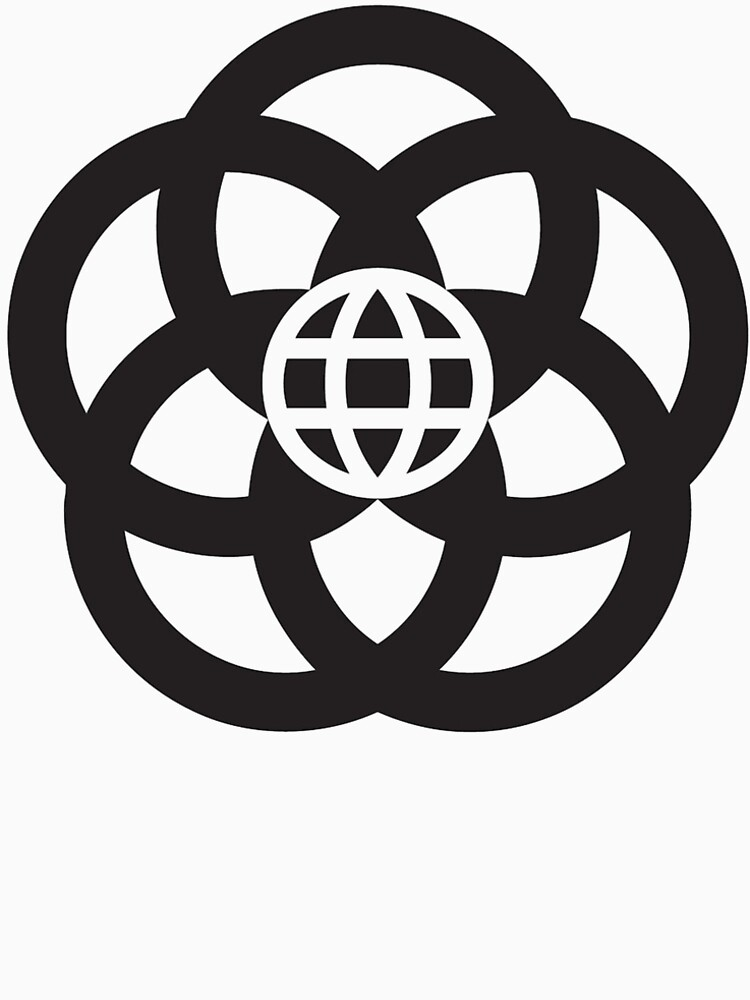 Future World Logo - Black by griiimes