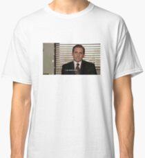"""das Büro """"Ich bin tot"""" Classic T-Shirt"""