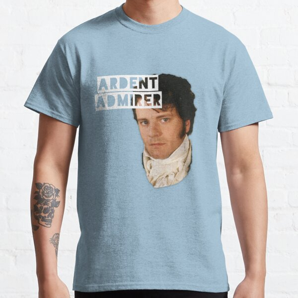 Mr Darcy - Pride and Prejudice Classic T-Shirt