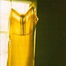 yellow dress by Morgan Kendall
