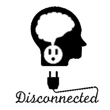 Disconnected Logo Top Left by DisconnectedPod