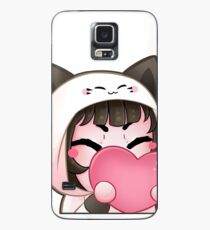 HUG Emote (Choco-Berri) Case/Skin for Samsung Galaxy