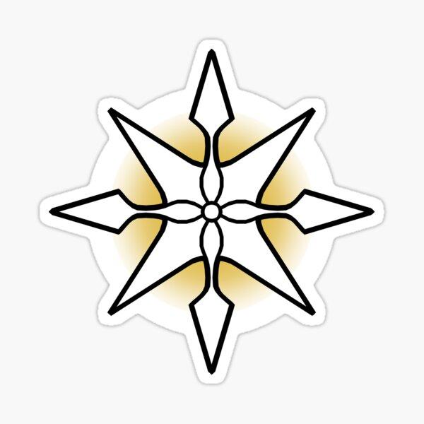 Templier Sticker