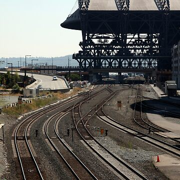 A Harmony of Curves at Seattle by frostwhiteraven