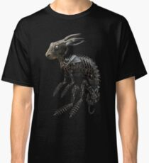 BIO-MECHANICAL ZOMBUNNIE Classic T-Shirt