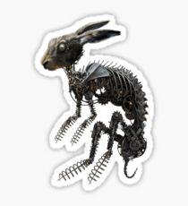 BIO-MECHANICAL ZOMBUNNIE Sticker