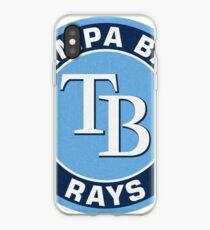 tamcava Tampa Rays iPhone Case