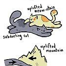 Convergent Cats by AlanaMcGillis