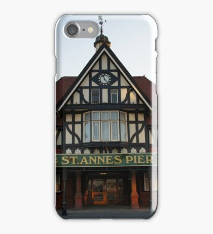 St Anne's Pier iPhone Case/Skin