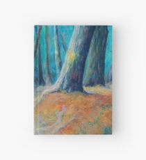 Trees and roots Hardcover Journal