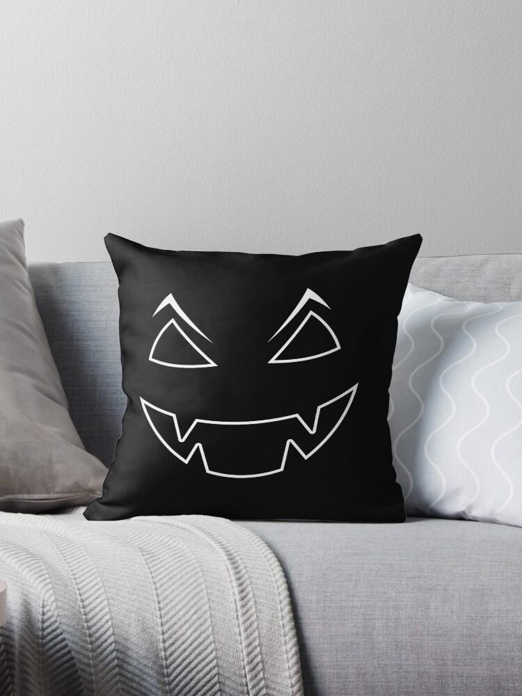 Gruselige Halloween Gesicht von KM-Shirt