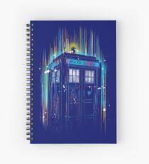regeneration is coming  V2 Spiral Notebook
