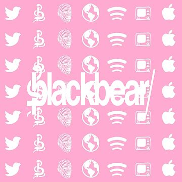 blackbear symbol art by ryanmckane