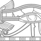 The Eye of Horus by portokalis