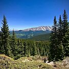 Colorado Mountains by justminting