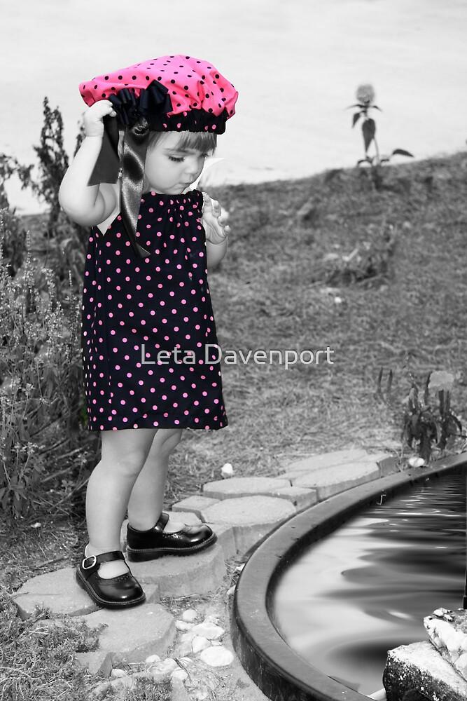 Few Little Dots by Leta Davenport