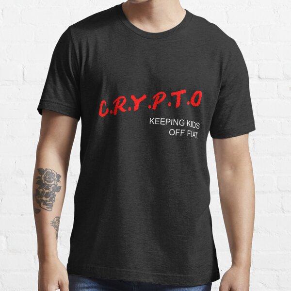 Keeping Kids Off Fiat! Essential T-Shirt