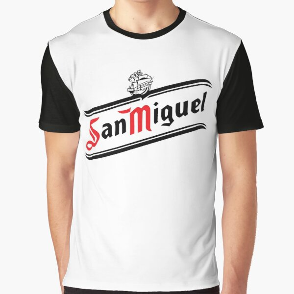 San Miguel Beer Philippines Pinoy Graphic T-Shirt