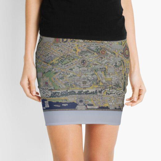 Quebec City, #QuebecCity, #Quebec, #City, #Canada, #buildings, #streets, #places, #views, #nature, #people, #tourists, #pedestrians, #architecture, #flowers Mini Skirt