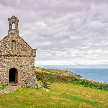 St Nons Retreat Chapel by mlphoto