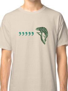 Comma chameleon Classic T-Shirt