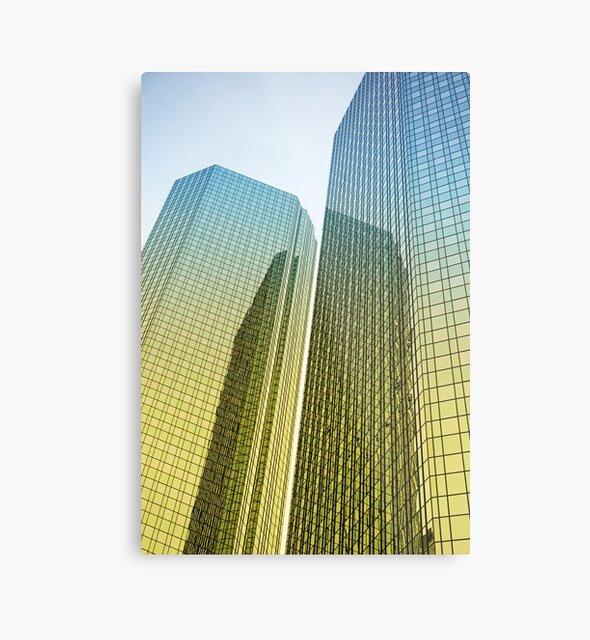 Wolkenkratzer von MarionsArt
