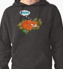 Think Outside the Fox Pullover Hoodie