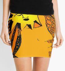 The Sun Eater Mini Skirt