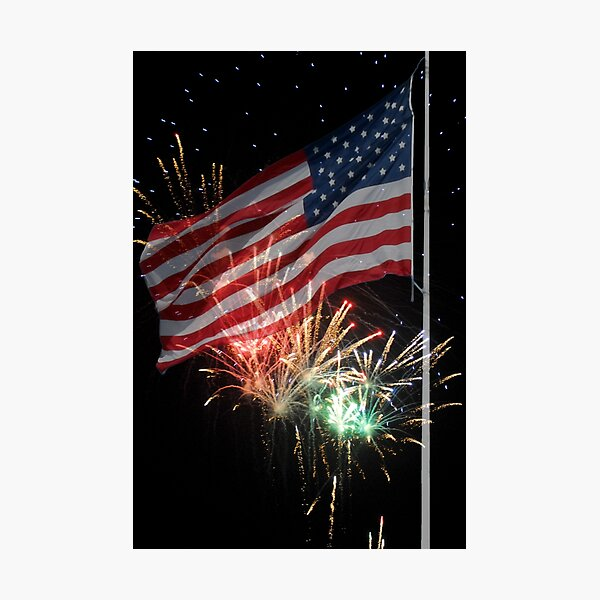 Glorious Fourth 2010 Photographic Print