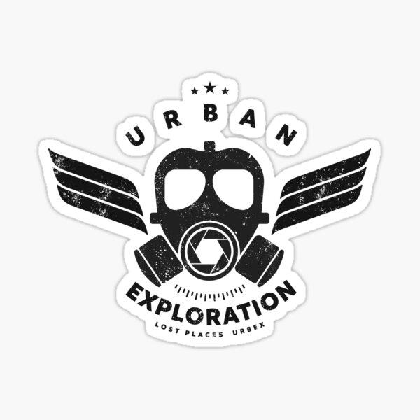 Urban Exploration Sticker