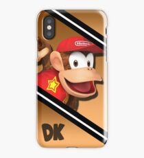 Diddy Kong-Smash 4 Phone Case iPhone Case/Skin