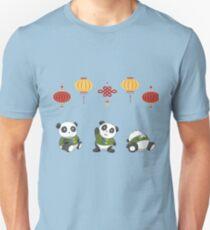 Elastos Pandas Unisex T-Shirt