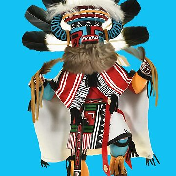Kachina Dancer by Skyviper