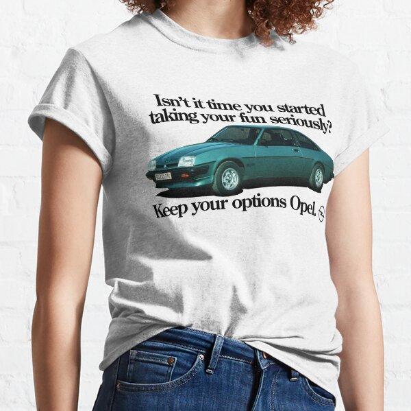 OPEL MANTA Classic T-Shirt