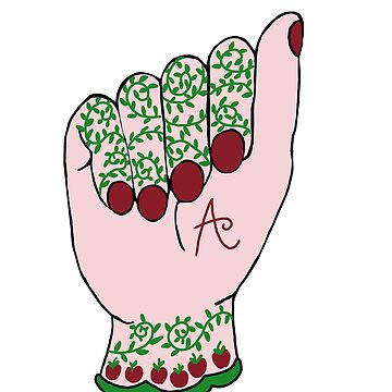 ASL A ist für Apple von redqueenself