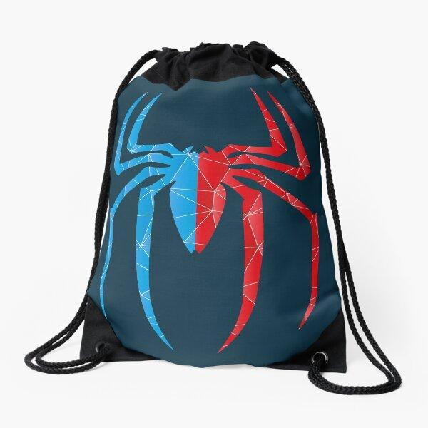 Split Spidey Drawstring Bag
