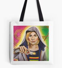 Our New Doctor  Tote Bag