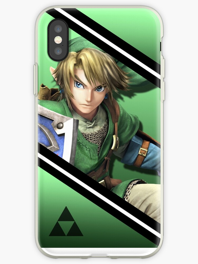 Link-Smash 4 Phone Case by Ayo B