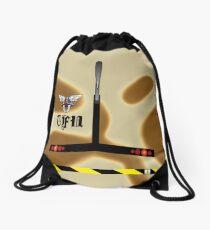 TFU • The F---est Uppest • Mettle • SPACED Drawstring Bag