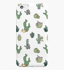 Cacti Cats iPhone 5c Case