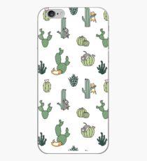 Vinilo o funda para iPhone Gatos de cactus
